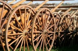 pioneer handcart istock_000006710580xsmall