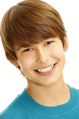 smiling-teen-boy